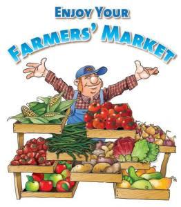farmers markey enjoy