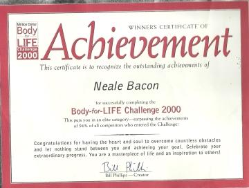bfl certificate 2000
