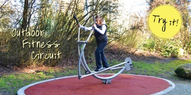 Rotating Carousel - Fitness Circuit