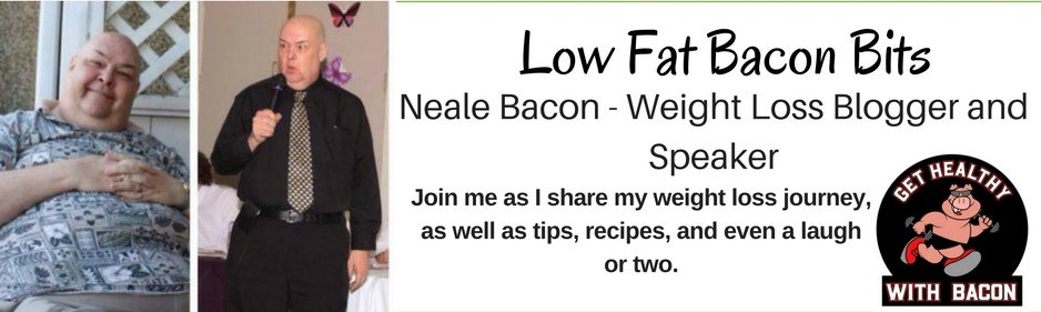 Denial Low Fat Bacon Bits My Weight Loss Journey